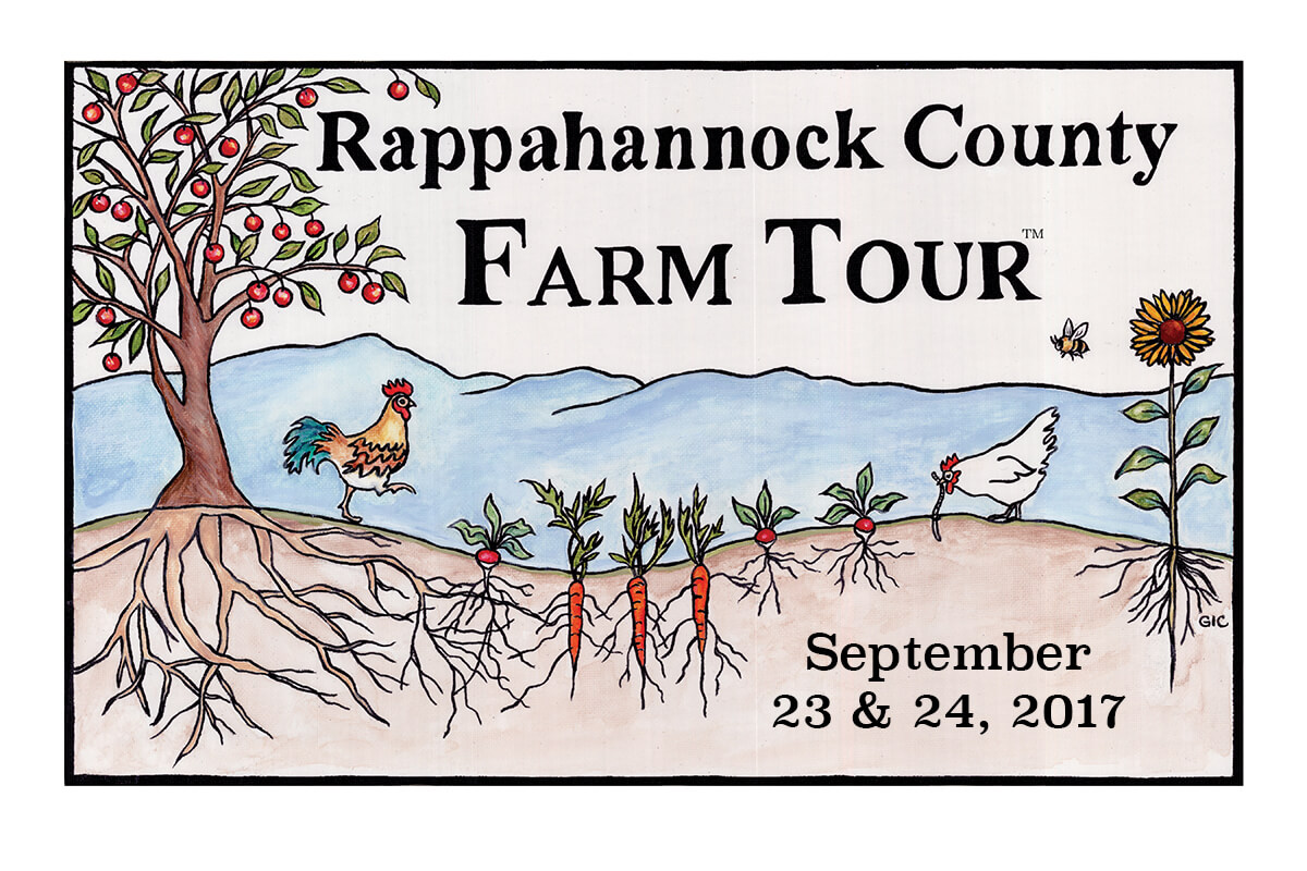 Rappahannock County Farm Tour